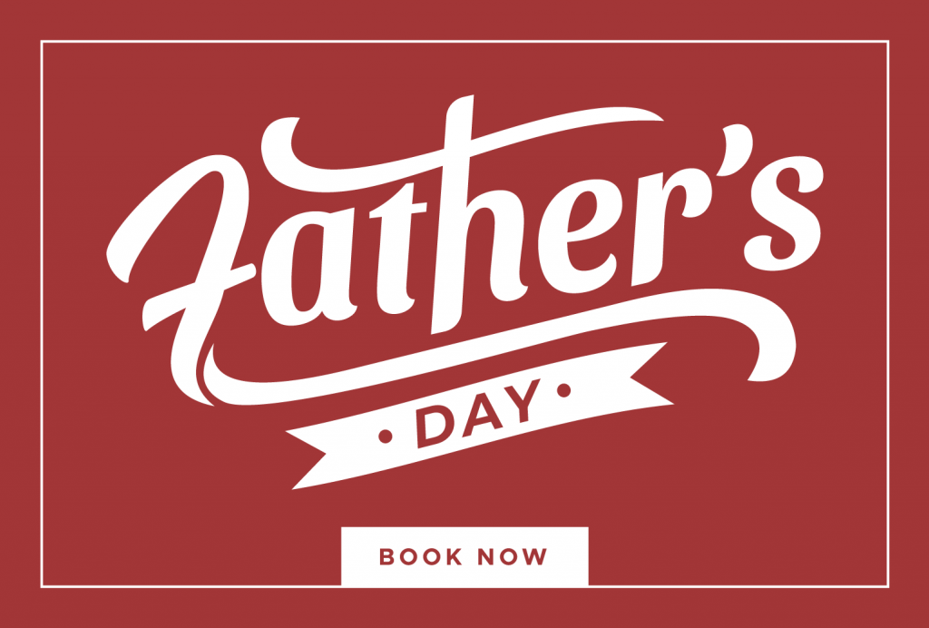 Father's Day At The Station Grill